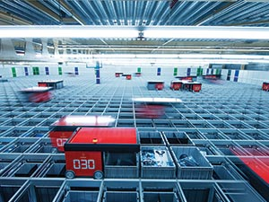 Testing Floors For ASRS