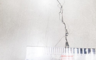 Cracks in Floors