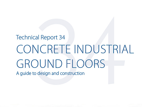 Concrete Society's Technical Report 34, 4th Edition